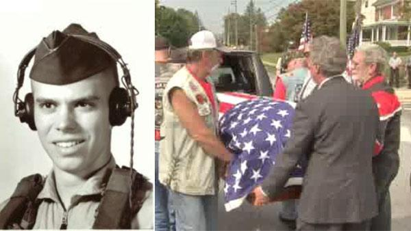 Remains of West Chester Vietnam vet laid to rest
