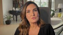 """Fátima Bernardes diz que fotos com Túlio inspiram mulheres divorciadas: """"Suaviza a dor"""""""