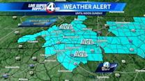 Dale's Sunday Forecast 2-17-13