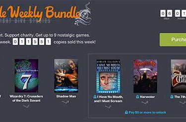 Humble Weekly Sale: System Shock 2, The 7th Guest, Wizardry 8