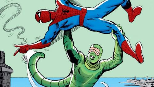 Spider-Man/Scorpion