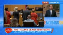 Adelaide woman facing death penalty in US