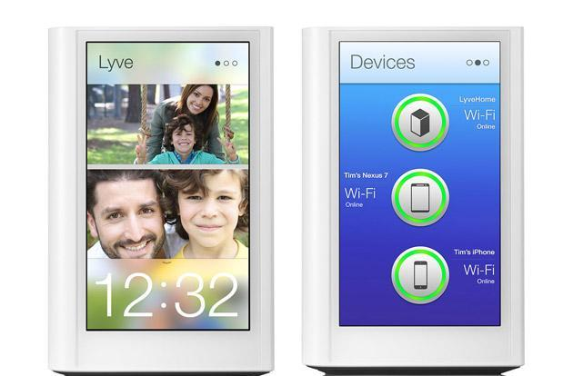 Engadget giveaway: win a Lyve Home photo and video hub courtesy of Lyve!