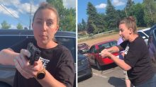 Mulher branca aponta arma e ameaça mulher negra e filha de 15 anos nos Estados Unidos