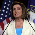 Pelosi Pushes Larger Infrastructure Plan Before Bipartisan Bill