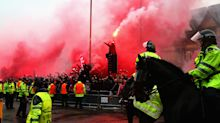 Italian fans arrested in Liverpool on suspicion of attempted murder before Champions League match