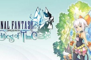 Final Fantasy Crystal Chronicles: Echoes of Time clocks in March 24