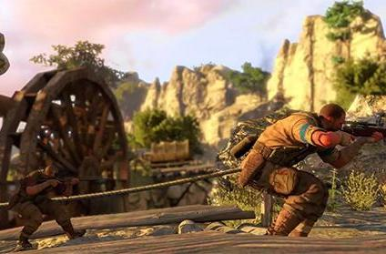 Sniper Elite 3 camps at the top of the UK charts