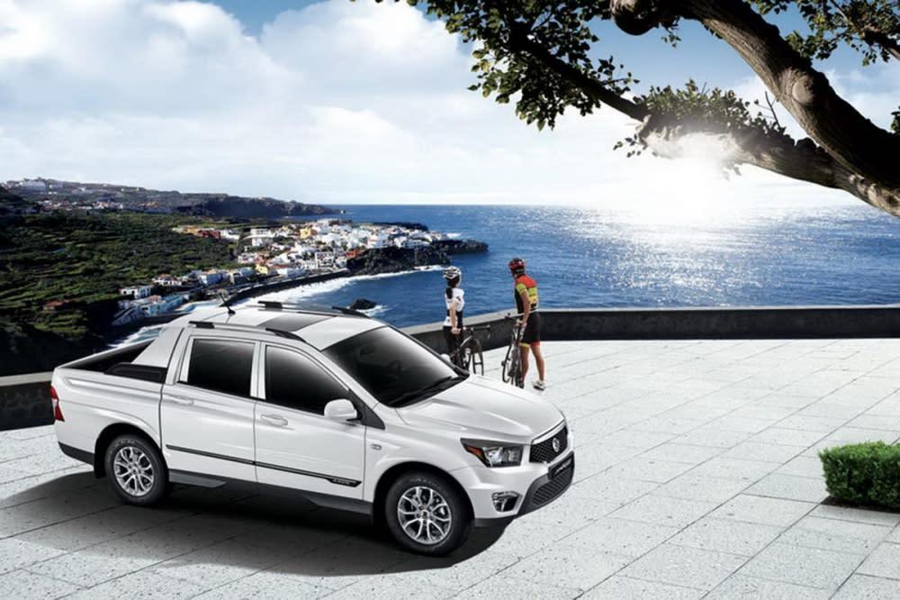 SsangYong總代理自2015年7月1日起正式由永嘉雙龍汽車承接