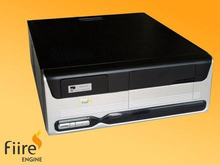 Fiire's Linux-based media center ties it all together