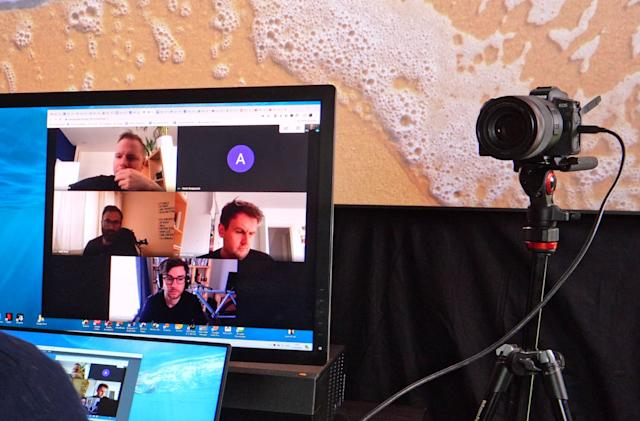 How to use your high-end camera as a webcam