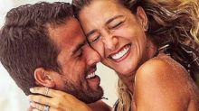 Marido de Gabriela Pugliesi reativa conta no Instagram após festa polêmica