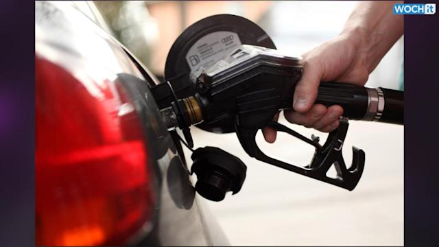 Gas Prices Highest For A Year As Ukraine Fears Roil Oil Markets