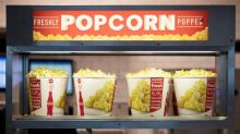 Moviegoers are back—and they're devouring popcorn at record rates