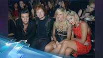 Taylor Swift Poses For Pic With Harry Styles