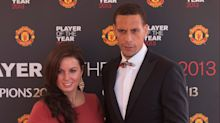 Rio Ferdinand didn't think he'd ever be happy again after death of wife Rebecca