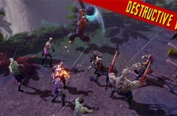 PC MOBA Dead Island: Epidemic seeking beta players