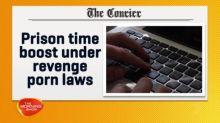 Tough new 'Revenge Porn' laws