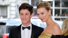 Karlie Kloss jumps on the self-isolation head shave bandwagon by giving husband Josh Kushner a buzzcut