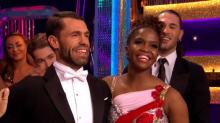 Strictly Come Dancing's Kelvin Fletcher admits he 'never thought' he'd make it to the final