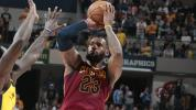 LeBron, Cavs even up series with Game 4 win