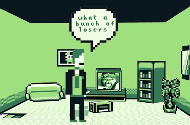 Nerdcore artist Mega Ran takes us on a Gameboy nostalgia trip