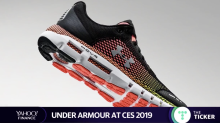 Under Armour debuts new sport tech at CES 2019