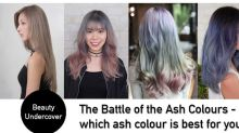 Battle of ash hair colours: Which ash is best for you?
