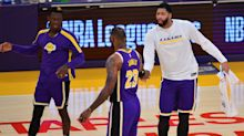 Lakers injury update: LeBron James, Anthony Davis, Dennis Schroder will play against Pacers