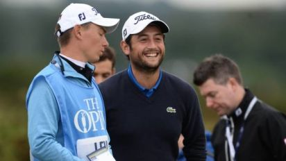 Golf - British Open - À Birkdale, Alexander Levy part à la conquête des links