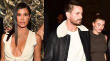 Inside Kourtney Kardashian's Dinner With Ex Scott Disick and Sofia Richie