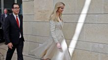 Ivanka Trump was blessed by a rabbi who said women who dress immodestly are like animals