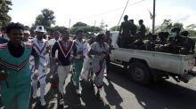Ethiopia's Oromo celebrate tense thanksgiving amid tight security