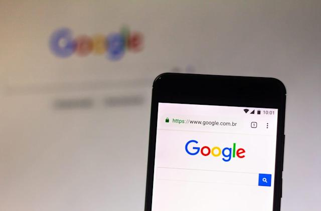 Google Search redesign adds website names and logos to results page