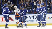Islanders Takeaways from 8-0 Game 5 loss to Lightning, including no answers on offense