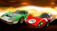 'Ford v Ferrari' Ford GT40 and Ferrari P330 coming to 3 Midwest hot-rod shows