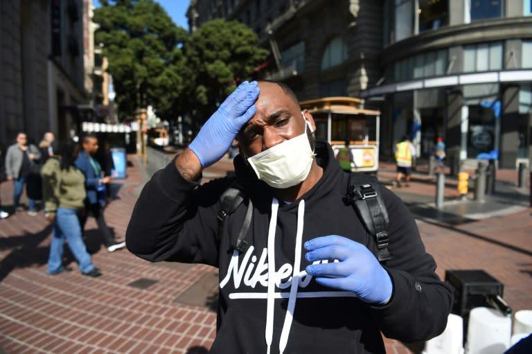 Second coronavirus case of 'unknown origin' confirmed in California, CDC says