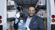 FedEx Delivers Vince Lombardi Trophy to Atlanta In Advance of Super Bowl LIII