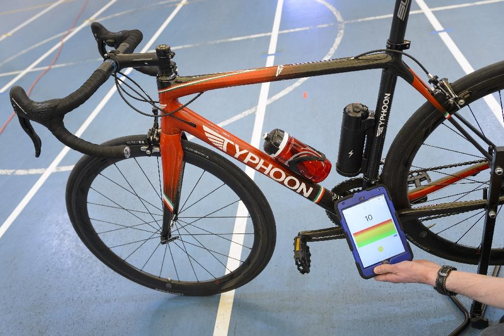 New test will stamp out mechanical doping - UCI