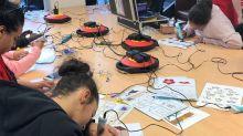 Ris-Orangis : au FabLab, les collégiens découvrent les métiers de demain