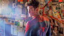 Andrew Garfield calls his Spider-Man stint 'heartbreaking'