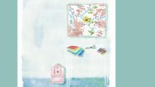 Journal d'un chineur : ma carte d'école