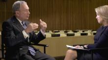 Exclusive: Former NYC Mayor Michael Bloomberg