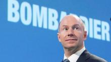 Bombardier CEO tried to resolve trade-secret row with Mitsubishi before lawsuit
