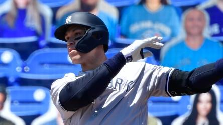 Aaron Judge sounds off on Yankees' slow start after Blue Jays loss, entering Rays series