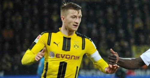 Foot - ALL - Dortmund - Marco Reus est titulaire avec le Borussia Dortmund