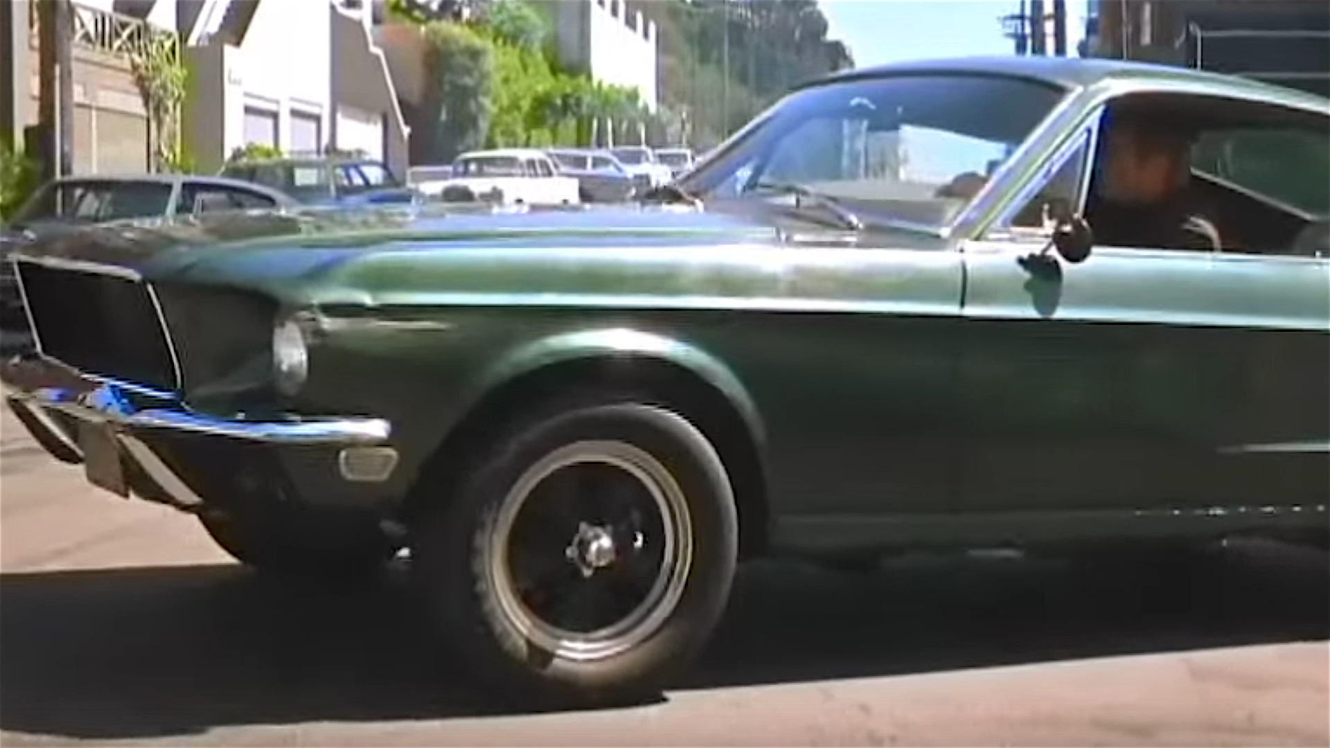 Missing Bullitt Mustang Possibly Found Decades Later