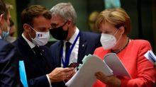 Macron accueille Merkel au fort de Brégançon pour préparer la rentrée