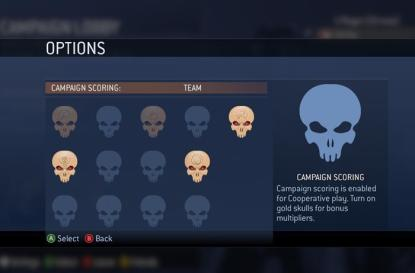 Halo 3: campaign scoring and you