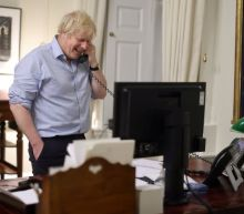 UK's Johnson says he looks forward to working with Biden on shared goals